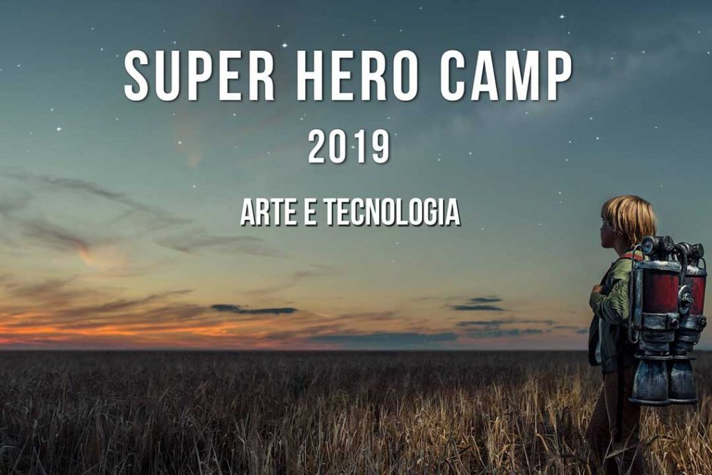 Super Hero Camp 2019